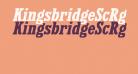 KingsbridgeScRg-BoldItalic