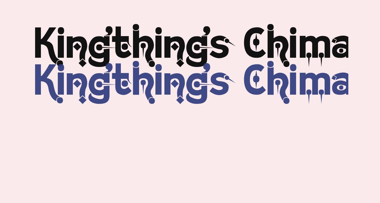 Kingthings Chimaera