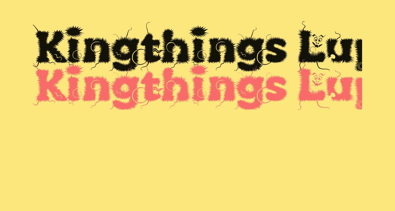 Kingthings Lupineless