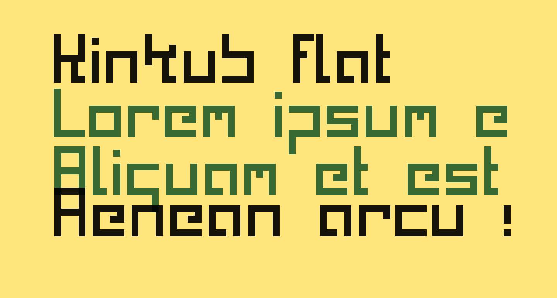Kinkub flat