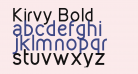 Kirvy Bold