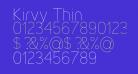Kirvy Thin