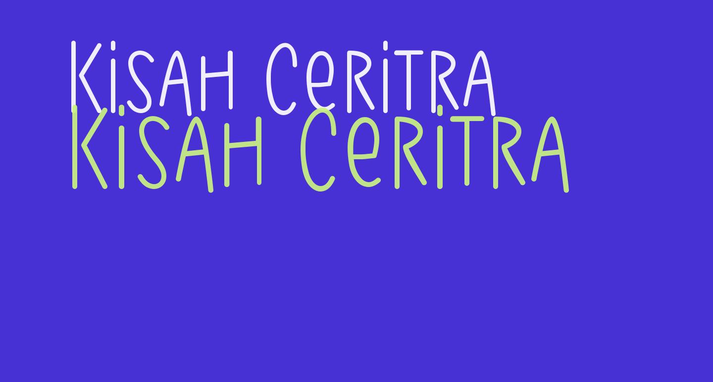 Kisah Ceritra