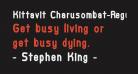 Kittavit Charusombat-Regular