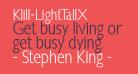 Klill-LightTallX