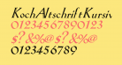 KochAltschriftKursiv-Bold