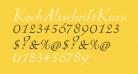 KochAltschriftKursiv
