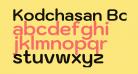 Kodchasan Bold