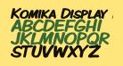 Komika Display Kaps Bold