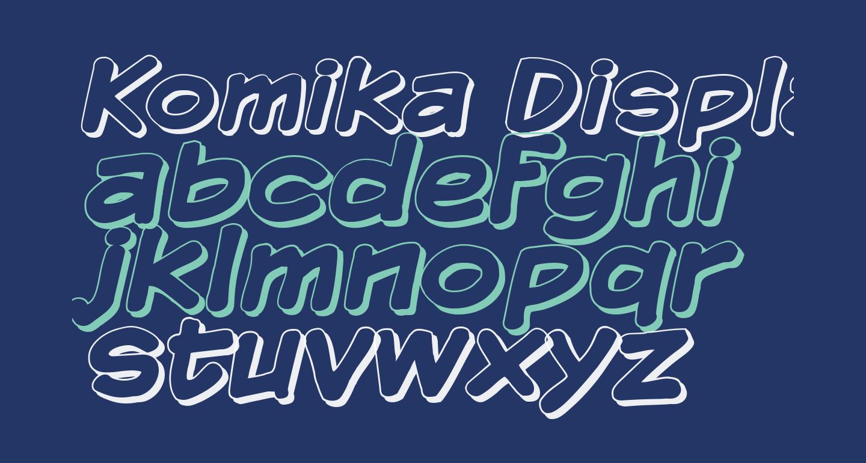Komika Display - Shadow