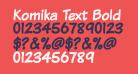 Komika Text Bold