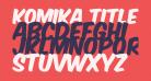 Komika Title - Axis