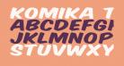 Komika Title - Wide