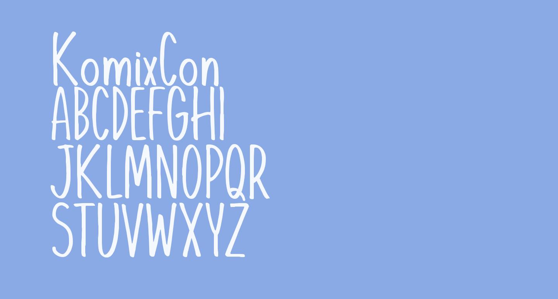 KomixCon