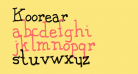 Koorear