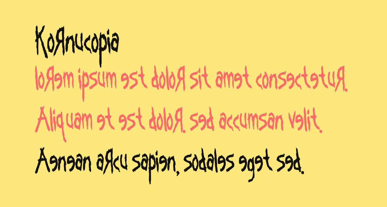 Kornucopia