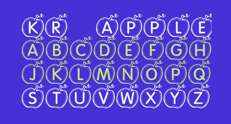 KR Apple