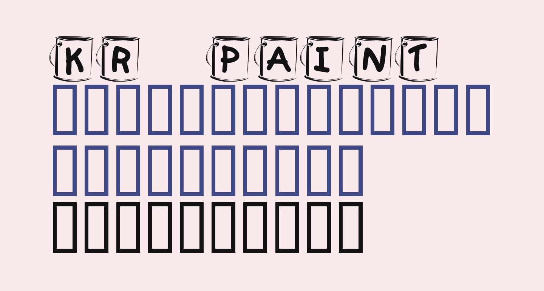 KR Paint