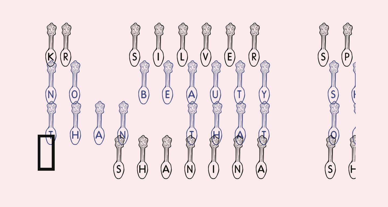 KR Silver Spoons