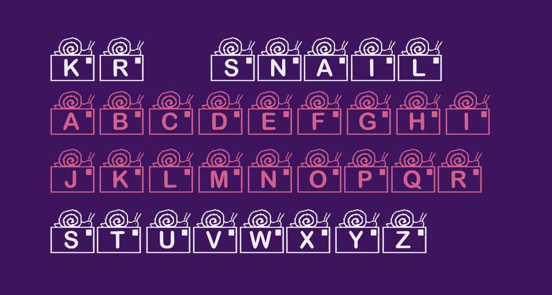 KR Snail Mail