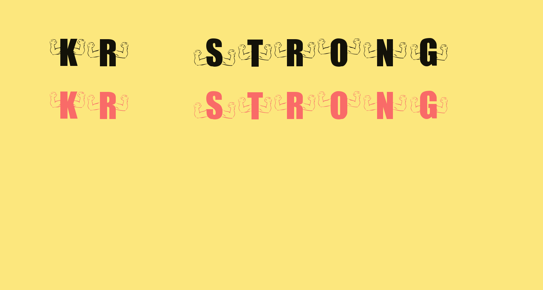 KR Strong Man