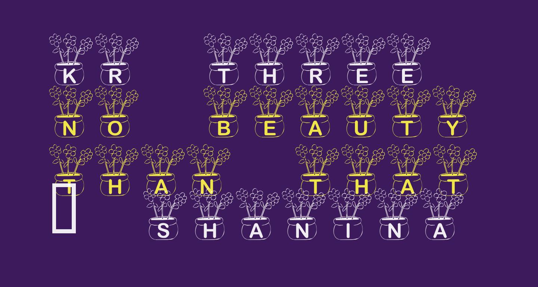 KR Three Flowers
