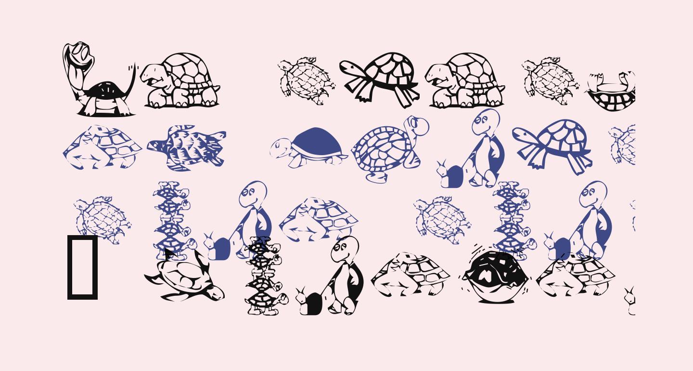 KR Turtles For Julie