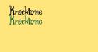 Kracktone
