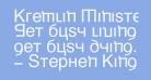 Kremlin Minister