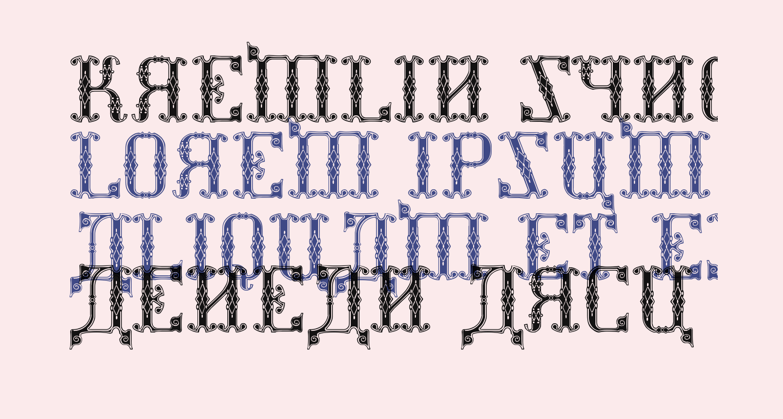 Kremlin Synod [Display Caps]