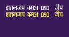 Kruti Dev 090  Thin
