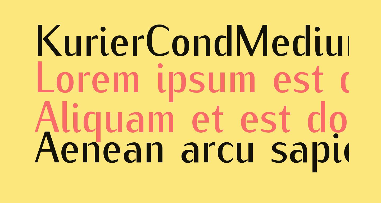 KurierCondMedium-Regular