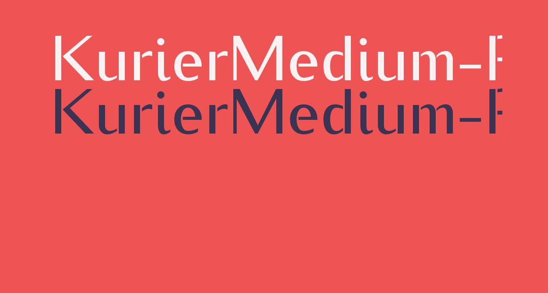 KurierMedium-Regular