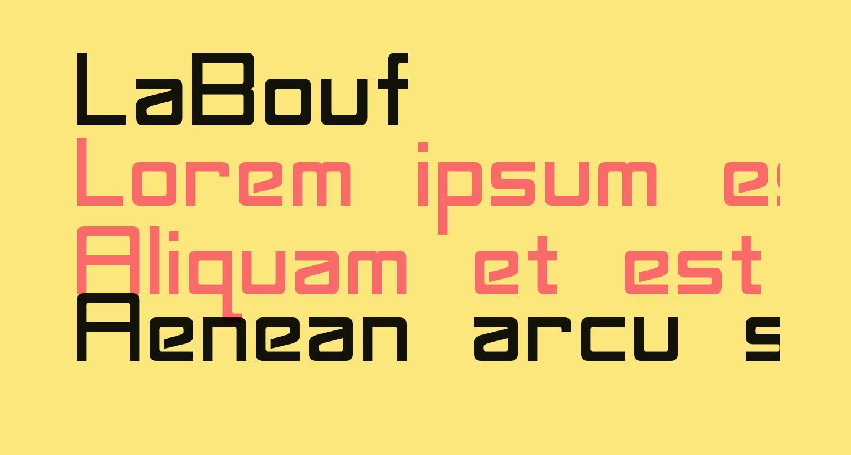 LaBouf