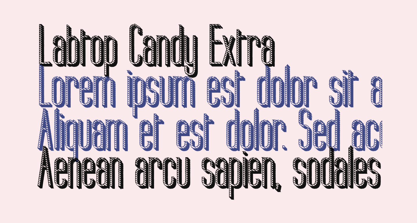 Labtop Candy Extra