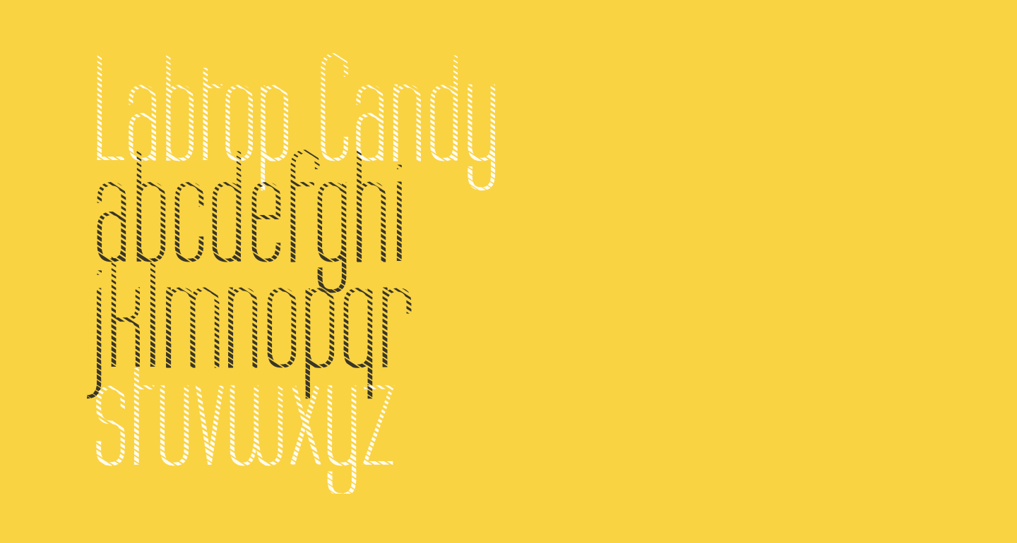 Labtop Candy