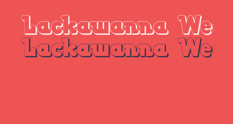 Lackawanna Weed NF