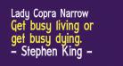 Lady Copra Narrow