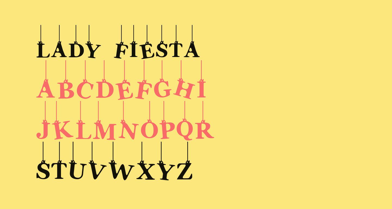 Lady Fiesta