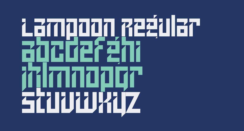 Lampoon Regular