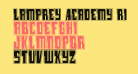 Lamprey Academy Regular