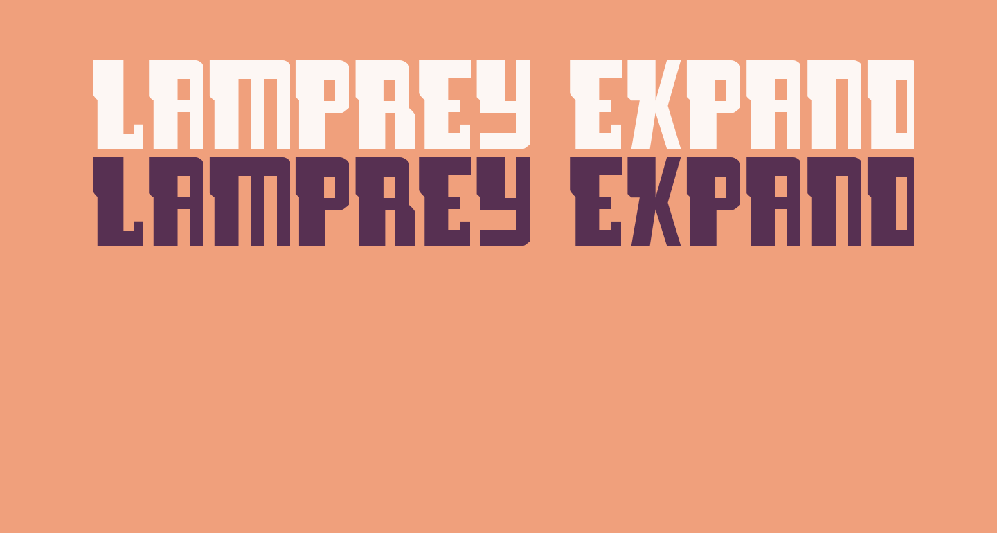 Lamprey Expanded