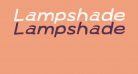 Lampshade SuperExtended Oblique