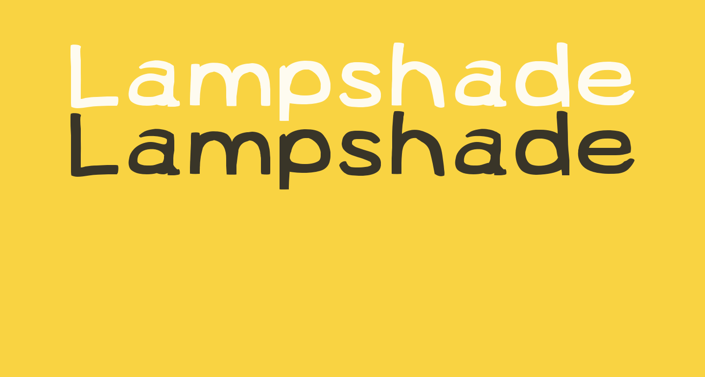 Lampshade SuperExtended