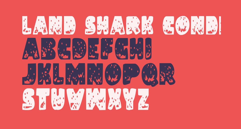 Land Shark Condensed