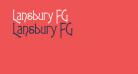 Lansbury FG