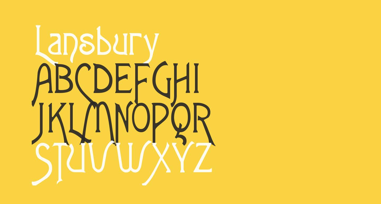 Lansbury