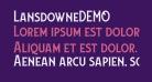 LansdowneDEMO