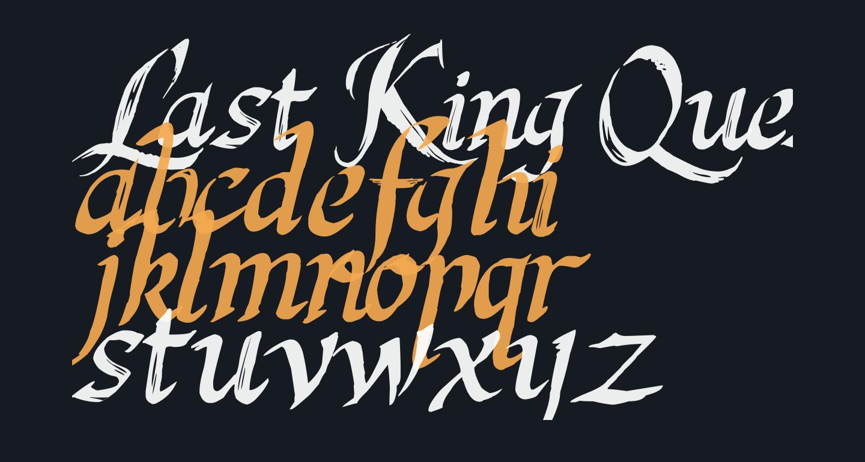 Last King Quest