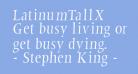 LatinumTallX